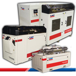 Request a Quote KMT Waterjet Streamline® SL-V Series 60,000 psi Pumps