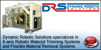 Dynamic-Robotic-Solutions-Complete-System for robotic waterjet cutting