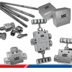 KMT Waterjet  PSC valves, fittings and tubing