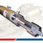 Streamline SL-V Waterjet Intensifier for waterjet cutting