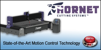 HORNET Waterjet Complete Systems