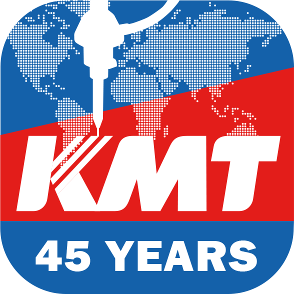 KMT waterjet_45 YEARS