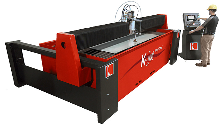 Koike Aronson/Ransome, supplies advanced cutting machines