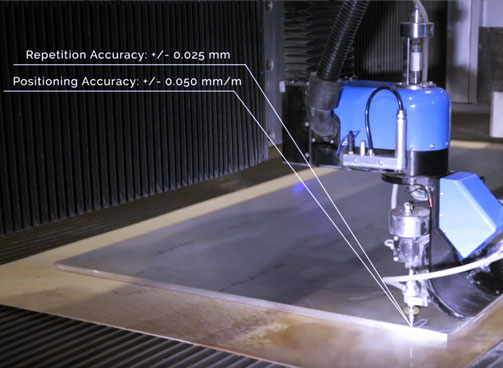 WATERJET-SWEDEN-CNC-5-AXIS-STONE-CUTTING-TABLE-CUTTING-ACCURACY