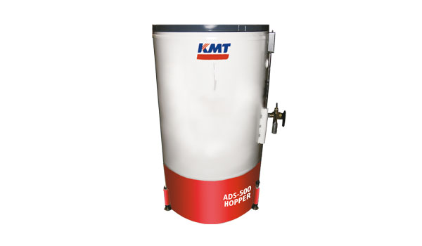 KMT-WATERJET-ABRASIVE-ADS-500-HOPPER