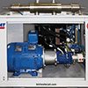 New KMT SL-VI Series Waterjet Pumps
